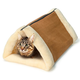 2-in-1 Cat Castle, One Size