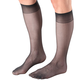 Knee High Nylons with Dispenser Box, 15 Pair, One Size