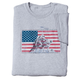 American Heroes T-Shirt, One Size