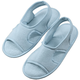 Terry Memory Foam Slippers, One Size