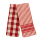 Kitchen Towels, Set of 2, One Size