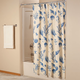 Shell Print Shower Curtain, One Size