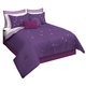 Annalise 8 Piece Microfiber Bed Set XL, One Size