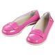 Spenco Siesta Penny Patent Leather, One Size