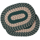 Hunter Green Braided Placemats Set of 2, One Size