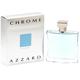 Azzaro Chrome for Men EDT - 3.4oz, One Size