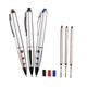 Eraseable Puzzle Pens Set of 3, One Size
