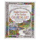 Adult Hidden Treasures of the Garden Coloring Book, One Size