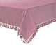 Homespun Woven Table Cloth