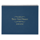 3 Year Calendar Diary 2018-2020 Blue, One Size