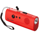 LivingSURE™ Emergency Flashlight Radio Deluxe, One Size