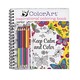 ColorArt Inspirational Pictures Coloring Book, One Size