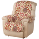 Palladio Print Microfiber Recliner Protector, One Size