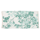 Floral Print Accent Rug, One Size