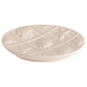 Shell Print Ceramic Soap Dish, One Size