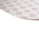 Medallion Vinyl Elasticized Table Cover by HSK, One Size