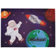 Personalized Lighted Astronaut Canvas, One Size