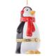Penguin Trinket Box, One Size