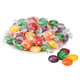 Assorted Fruit Button Hard Candies 19 oz., One Size