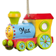 Personalized Toy Train Ornament Personalized, One Size