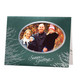 Silver Boughs Photo Personalized Card Set of 18, One Size
