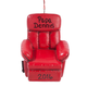 Personalized Recliner Ornament, One Size