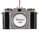 Personalized Camera Ornament, One Size
