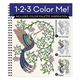 1-2-3 Color Me Hummingbirds Coloring Book, One Size