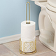 Brass Tissue Storage