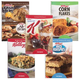Kellogg's Cookbooks, Set of 5, One Size