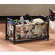 Tapestry Cat Toy Bin, One Size
