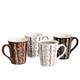 Esprezza 13 oz Coffee Mugs Set of 8, One Size