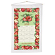 Personalized Apples Calendar Towel