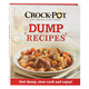 Crock-Pot Dump Recipes Cookbook, One Size