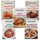 Crock-Pot Cookbooks, Set of 5, One Size