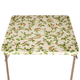 Holly Leaf Vinyl Elasticized Tablecovers, One Size