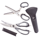 Multifunctional Scissors and 5-Blades Herb Scissors Set, One Size