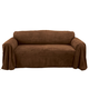 Coral Fleece Loveseat Furniture Throw, One Size