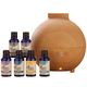 Healthful™ Naturals Starter Kit & 600 ml Diffuser, One Size