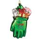 I Love Gardening Glass Ornament, One Size