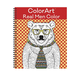 Color Art Real Men Color Coloring Book, One Size