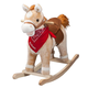 Personalized Animated Rocking Horse with Sound, One Size