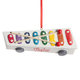 Personalized Xylophone Ornament, One Size