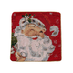 Santa Claus Pillow Cover, One Size