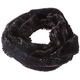 Faux Fur Infinity Scarf, One Size