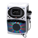 Karaoke Night Karaoke Machine with LED Light Show & Monitor, One Size