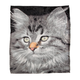 Kitten Micro Mink Throw, One Size