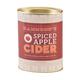 Hammond's Spiced Apple Cider 6.25 oz, One Size