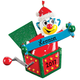 Personalized Jack-in-the-Box Ornament, One Size
