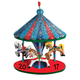 Personalized Carousel Ornament, One Size